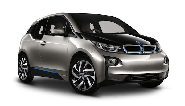 BMWi3 So sustainable Guilt free driving fun