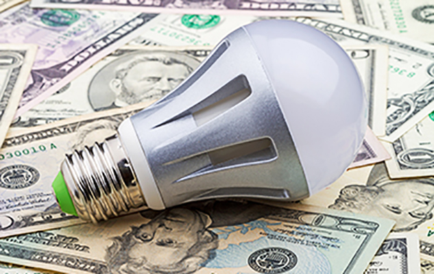Switch and Save money with LED light bulbs