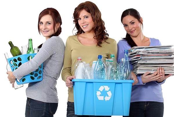 Corporate anti-waste and recycling programs add value to your business
