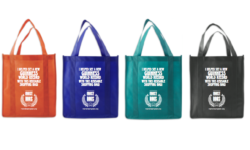 Big, beautiful, strong and FREE! reusable shopping bags you'll want to keep with you. Pick one up on Fri. 11/24/17 @DestinyUSA and help win GUINNESS WORLD RECORDS title!