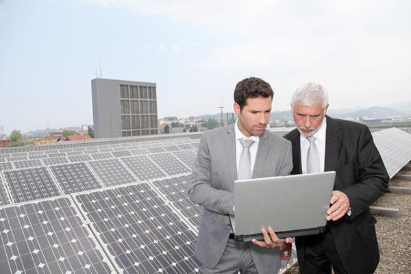 Solar powers businesses profitably